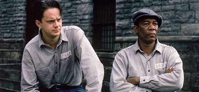 The Shawshank Redemption — mensxp.com